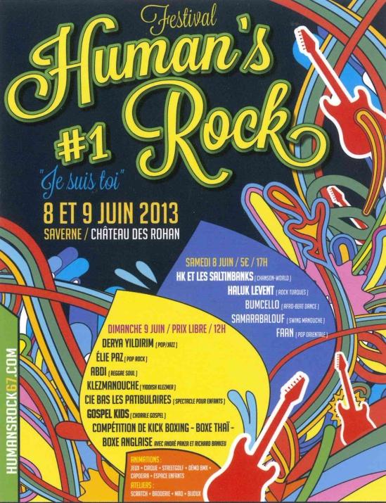 Festival Huamn's Rock
