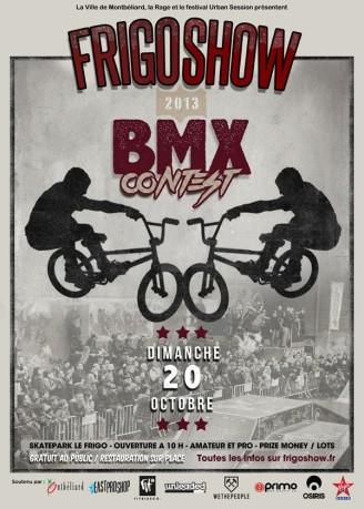 frigo show soul bmx